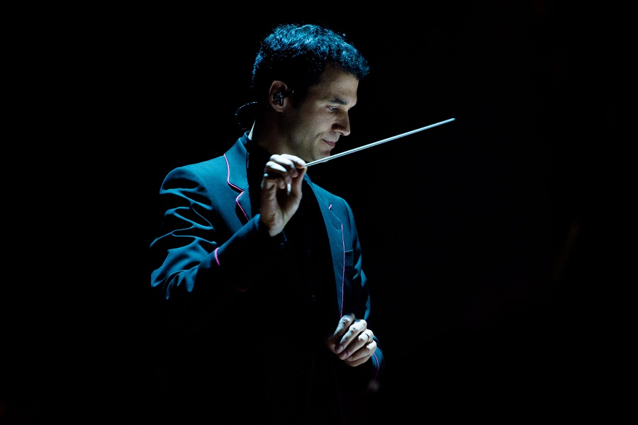 Ramin Djawadi y sus conciertos de 'Game of Thrones' que repletan estadios