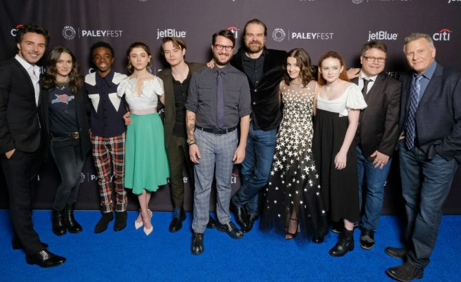 02 Asi se selecciono al reparto infantil de Stranger Things VIDEO